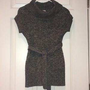 Girls tunic sweater top